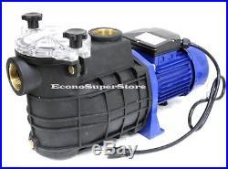 110v 1.5HP 1.5 NPT SWIMMING POOL SPA WATER PUMP WithSTRAINER GASKET WP1100-110