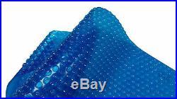 18'x36' Blue Rectangular Swimming Pool Solar Cover Blanket 800 Series