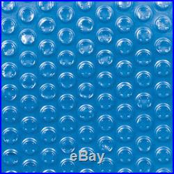 18'x36' Rectangle Inground Swimming Pool Solar Blanket Cover Tarp 12 Mil