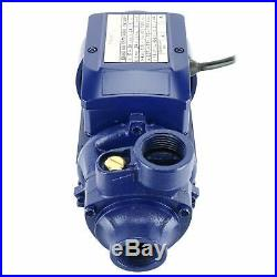 1/2HP Electric Industrial Centrifugal Clear Clean Water Pump Pool Pond Farm LM