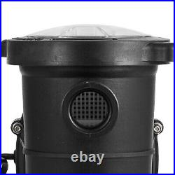 1.5HP Hayward Swimming Pool Pump Motor In/Above Ground with Strainer Filter Basket