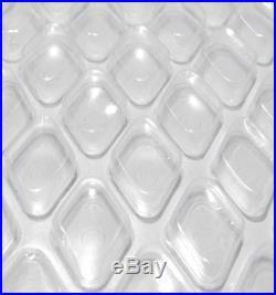 25'x45 Rectangle Diamond In-Ground Swimming Pool Solar Cover Blanket-12 Mil