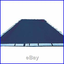 30' X 50' Rectangle In Ground Pool Winter Cover 10 Year Warranty