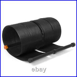 4' x 20' ft Above / In-Ground Solar Panel Heater System Kit for Swimming Pool