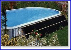 4x20 Swimming Pool Solar Heating Panel - Made IN USA 2019 (2-2x20 panels)