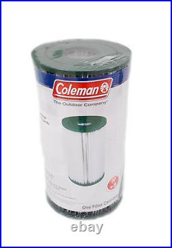 6 Coleman Swimming Pool Filter Pump Replacement Cartridge Type IV, Type B