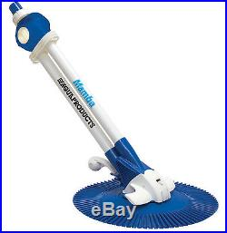 Aquabot Mamba Above & In-Ground Suction Side Automatic Swimming Pool Cleaner