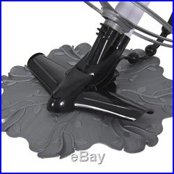 Automatic Swimming Pool Cleaner Vacuum Auto Inground Hover Climb Wall 33ft Hose
