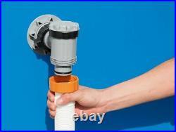 BESTWAY 58499 FLOWCLEAR 2200 gallons/h 8327 liters/h SAND FILTER POOL PUMP
