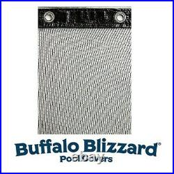 Buffalo Blizzard 24' Round Above Ground Swimming Pool Leaf Net Cover 4 YR WTY
