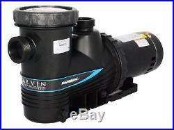 Carvin Magnum Force 1 HP In-Ground Single Speed Swimming Pool Pump 94027110