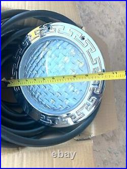 EPISTAR 50,000+hours BIG LED Swimming Pool Light 12V 54FT! Cord MULTICOLOR RGB