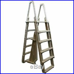 Evolution A-Frame Above Ground Pool Ladder