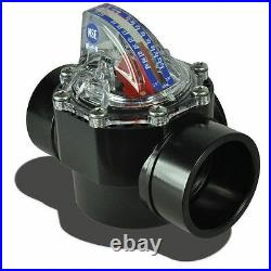 FlowVis Flow Meter (FV-2) Variable Speed Pump for 2 pipe
