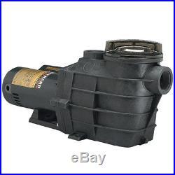 Hayward 1.5 HP SUPER II SP3010X15AZ Inground Swimming Pool Pump 115/230V