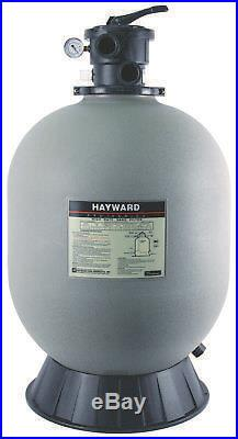 Hayward S166T Pro-Series Above Ground Swimming Pool Sand Filter & SP0714T Valve