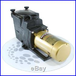 Hayward Super Pump SP2615X20 2 HP In Ground Pool Pump