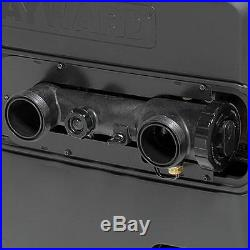 Hayward Universal H-Series, Low NOx, 250K BTU, Natural Gas, Pool and Spa Heater