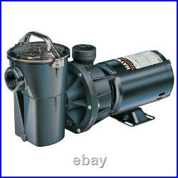 Hayward W3SP1580X15 Power Flo Above Ground Swimming Pool Pump, 1.5 HP With Cord