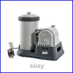 Intex 11473EG 2500 Gallon Replacement Filter Pump Above Ground Swimming Timer