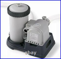 Intex 2500 GPH Replacement Filter Cartridge Pump Above Ground Pool 11473EG 120v
