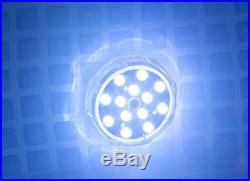 Intex Above Ground Energy Efficient Led Under floating swimming Pool Wall Light