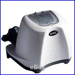 Intex CG-26669 120V Krystal Clear Saltwater System Swimming Pool Chlorinator