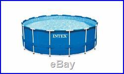Intex Poolfolie Frame Pool Set Rondo Ø 457 x 122 cm Artikel. 11413