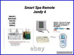 Jandy (Alexa) Spa Switch Spa Remote Spa side Remote 4 relays & Temperature