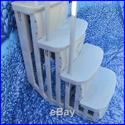Main Access 200600T 48-54 Inch Above Ground Swimming Pool Step Entry System