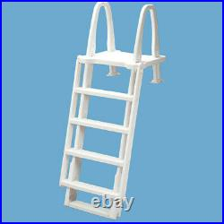 Ocean Blue 400950 Swimming Pool Safety Ladder Above Ground For Mighty Step