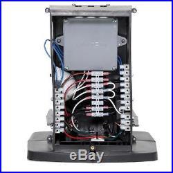 PT-6000 Fiberstars Fiber Optic to LED Retrofit Power Tower Illuminator with Remo