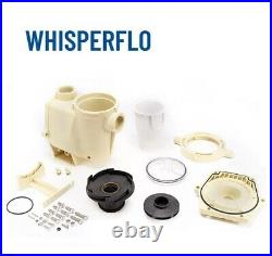 Pentair 357149 Replacement Kit PCG Complete 2.0 HP WhisperFlo Wet End kit 075455