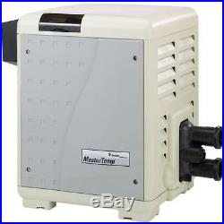 Pentair 460805 MasterTemp 400,000 BTU HD Natural Gas Swimming Pool Heater