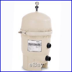 Pentair Clean & Clear Plus CCP420 Inground Swimming Pool Cartridge Filter 160301