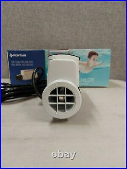 Pentair Ic40 Salt Chlorine Generator