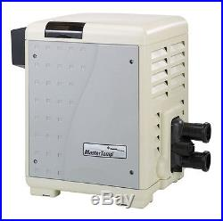 Pentair Mastertemp 400,000 BTU GAS POOL and SPA HEATER 460736 Master Temp