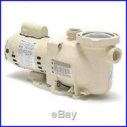 Pentair SuperFlo 1-1/2HP Single Speed Pool Pump 16.0/8.0A 115/230V 340039