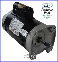 Pentair Whisperflo 2 HP Pool Pump Motor Century B855 2.0 HP