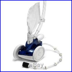 Polaris 360 Pool Cleaner In Ground Pressure Side Automatic Sweep with Hoses F1