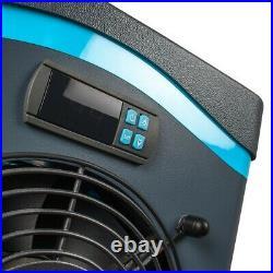 Pool Wärmepumpe 5,5 kW Poolheizung Luft Wasser Wärmetauscher Pumpe