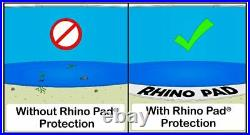 Rhino Pad 18' Round Above Ground Swimming Pool Liner Shield Protector