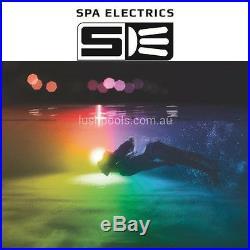 SPA ELECTRICS GKRX / GK7 Retro Fit MULTI COLOUR LED Pool Light Variable Voltage