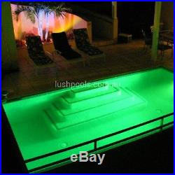 SPA ELECTRICS GKRX / GK7 Retro Fit Tri COLOUR LED Pool Light Variable Voltage