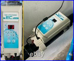 Salt Chlorine Generator Pool Water Complete Salt Chlorinator System for 10K Gal