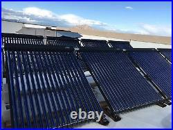 Solar Water Thermal Collector SEA 24 Heat Pipe Vacuum Tube Pressurized Pool/Spa