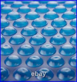 Sun2Solar 18 x 36 Rectangle Blue Swimming Pool Solar Blanket Cover 1200 Series