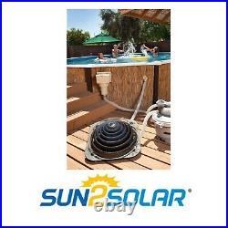 Sun2Solar Deluxe Above Ground Swimming Pool Solar Heater XD1