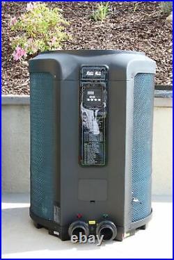 Swimming Pool Heat Pump and Spa Heater Digital LED 65K BTUtra Quiet Unit