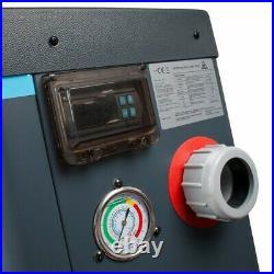 Wärmepumpe 11 kW Pool 60 m³ Poolheizung Pumpe Luft Wasser Wärmetauscher Pumpe